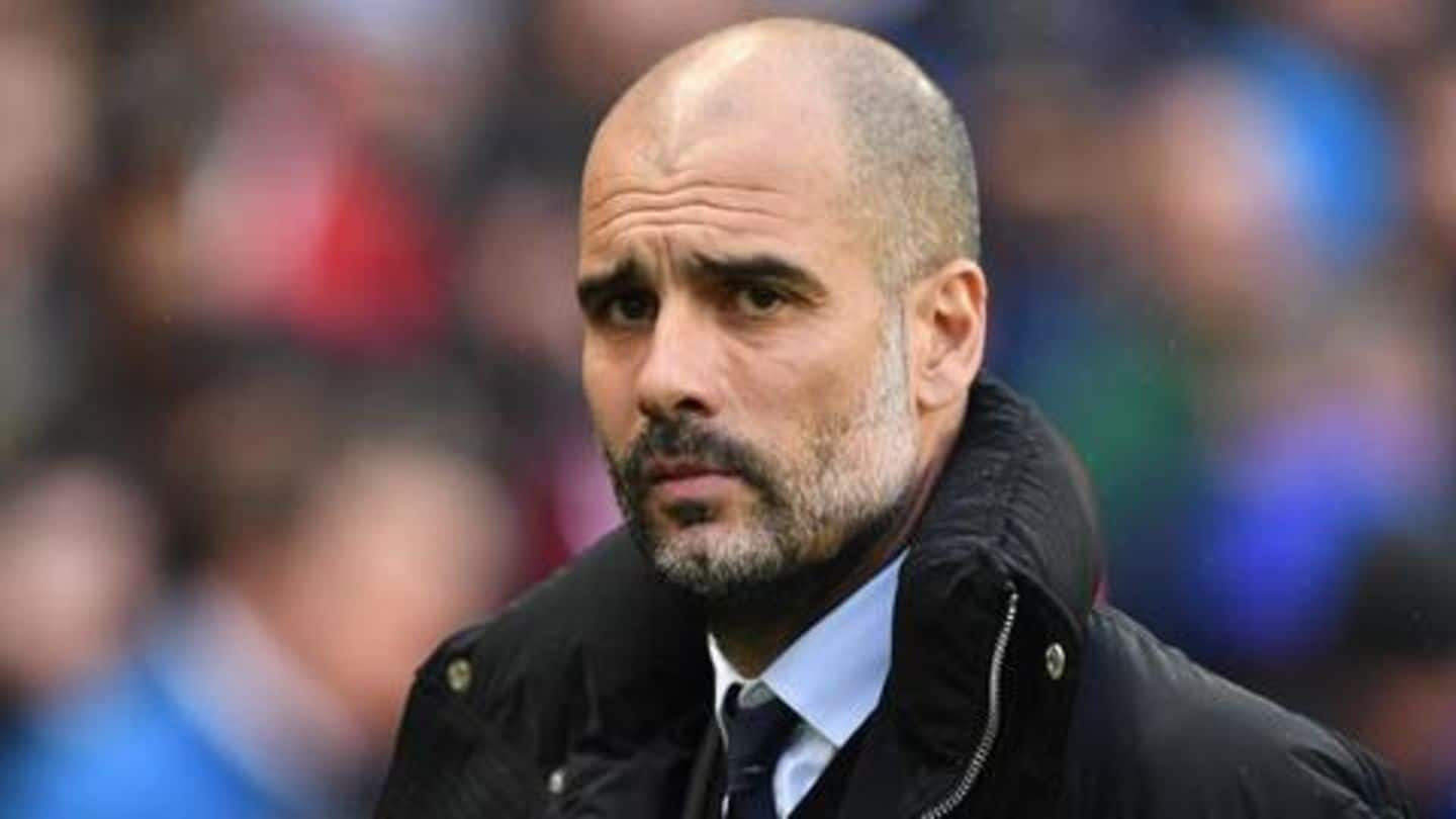 Here's who Guardiola thinks could be next Manchester City manager
