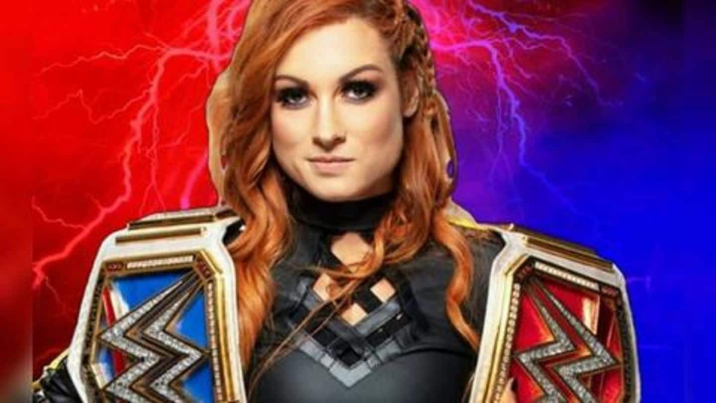 Five women wrestlers who can challenge Becky Lynch