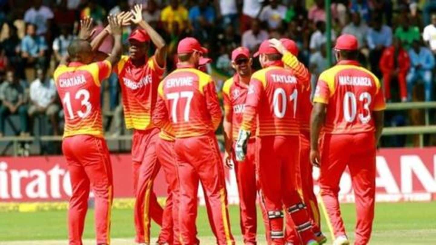 Zimbabwe cricketers ready to play for free: Details here