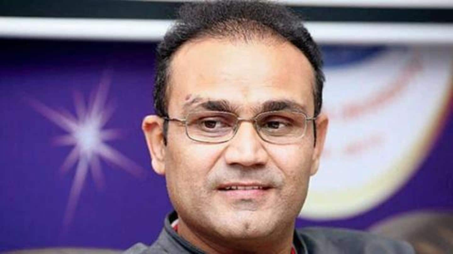 Virender Sehwag feels this legend should become next Indian selector
