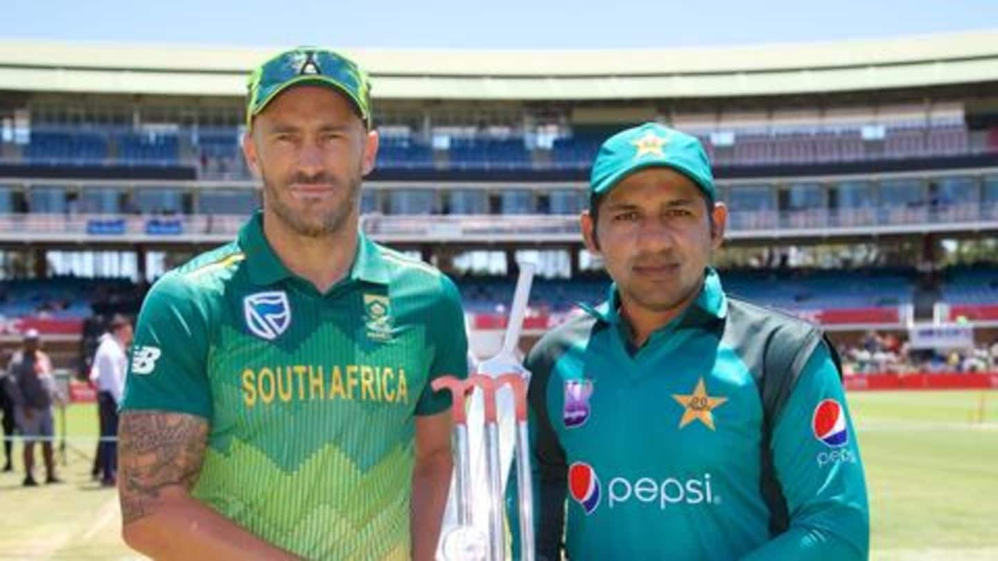 South Africa receive PCB invitation for T20I series in Pakistan