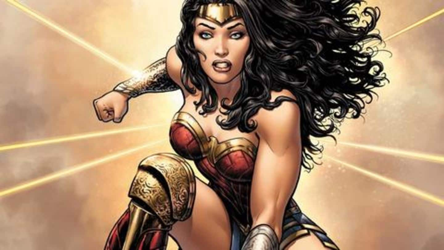 #ComicBytes: Facts about Wonder Woman which you should know