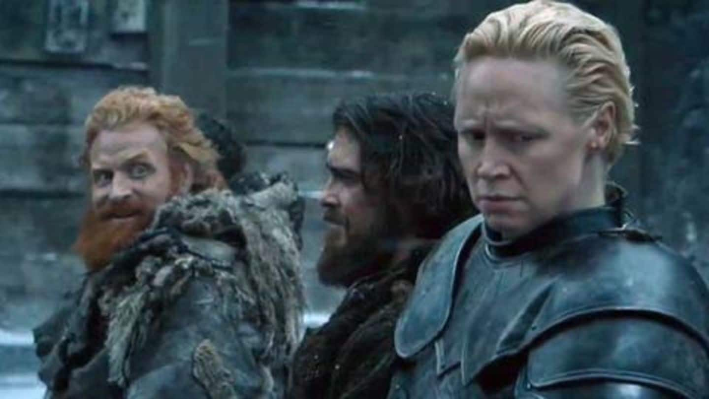 Rare 'Game of Thrones' scenes that actually made us chuckle