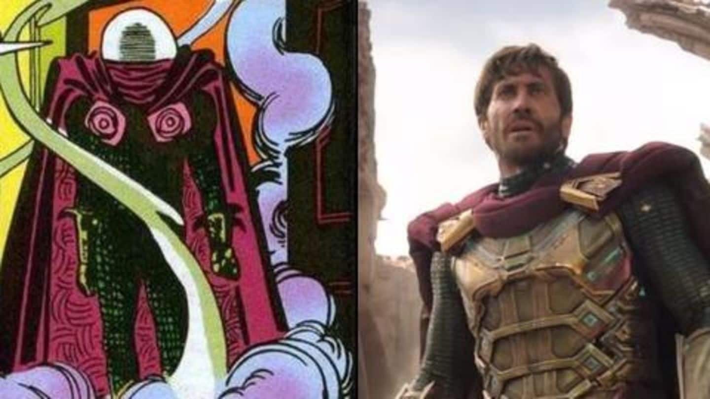 #ComicBytes: Know Mysterio, Spider-Man Far From Home's probable antagonist