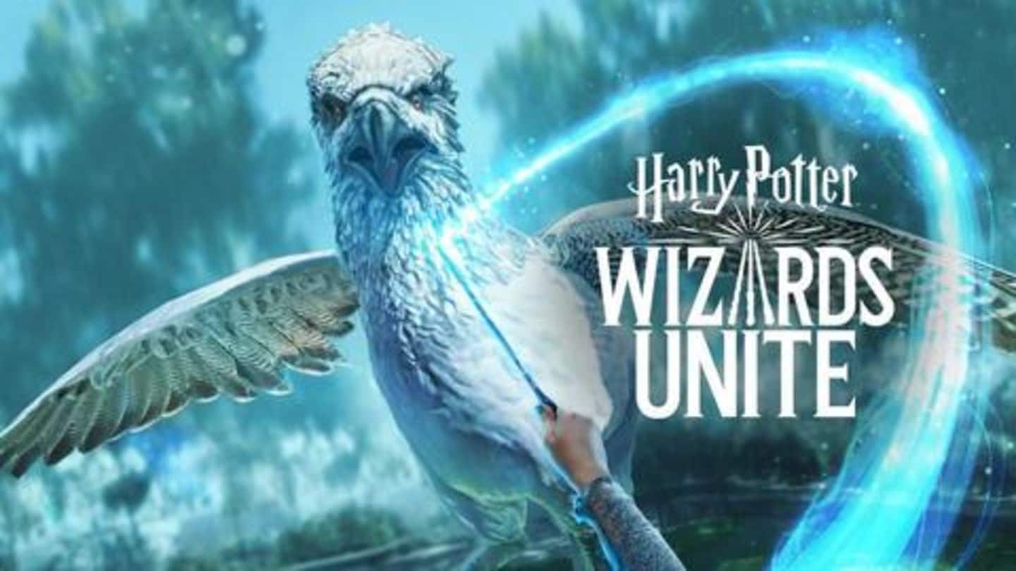 #GamingBytes: Pokemon Go-like game featuring Harry Potter released