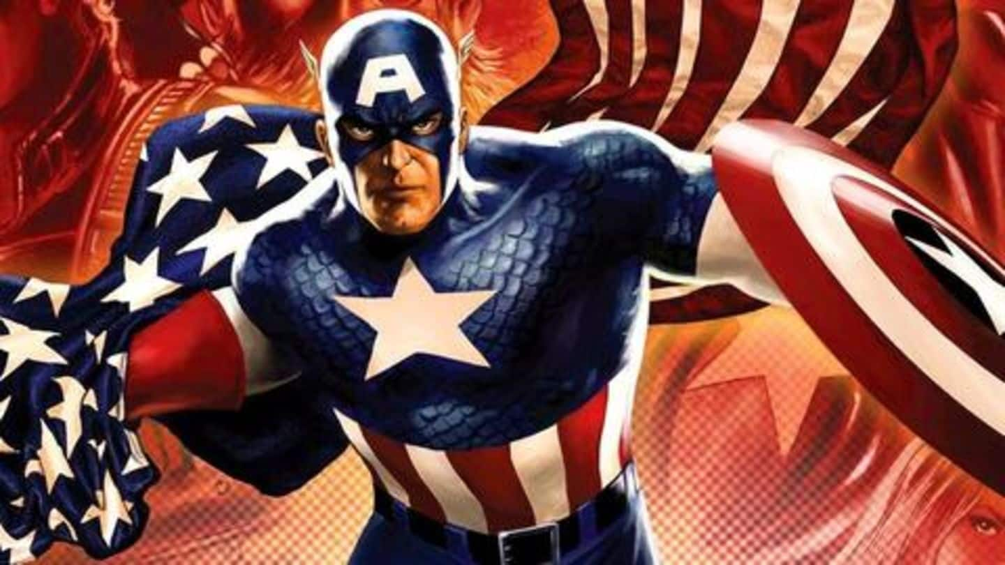 #ComicBytes: Did you know these interesting facts about Captain America?