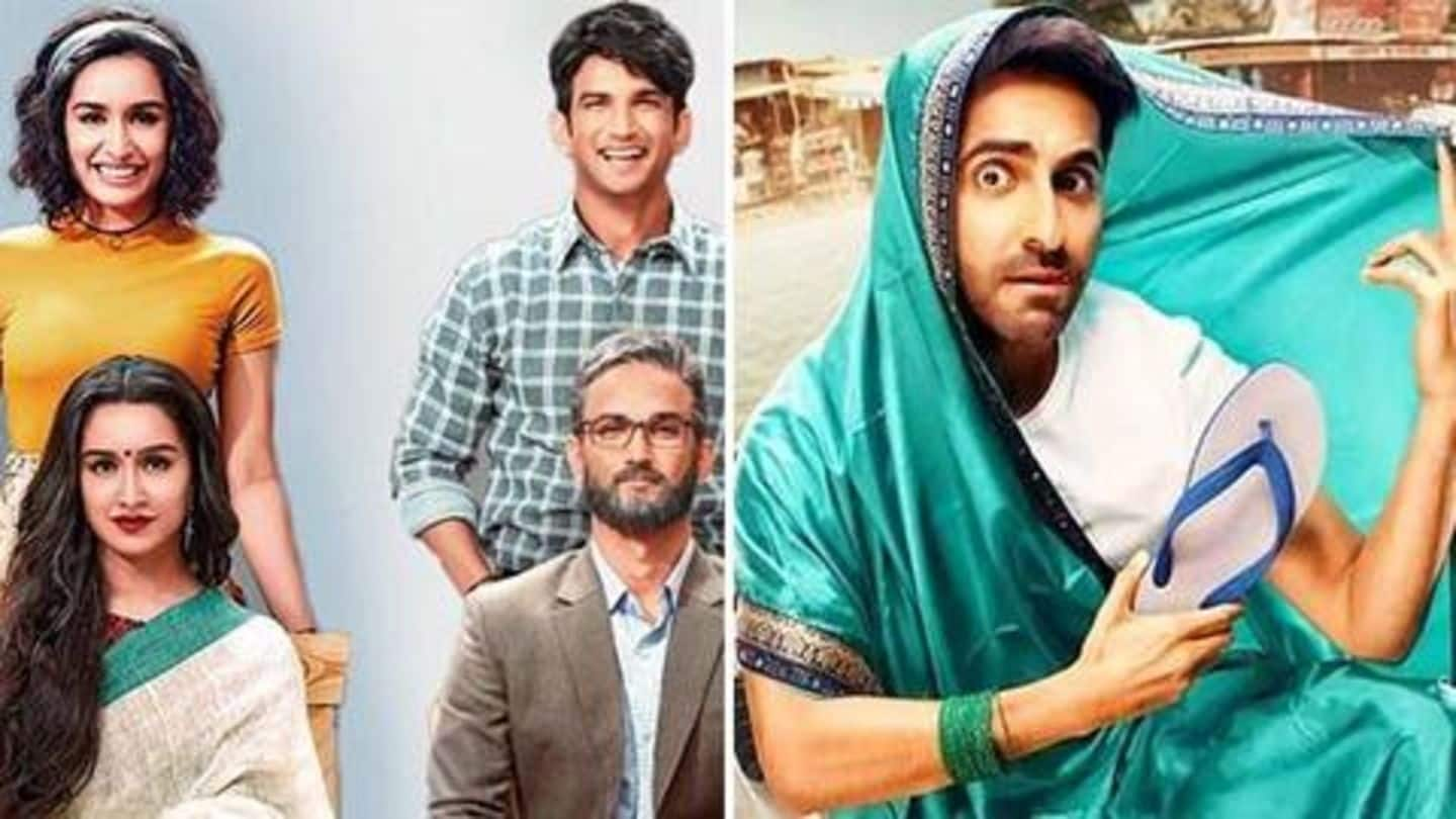 Five films collectively earn record Rs. 700cr in one month