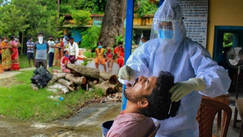 Coronavirus: India's tally reaches 33L with record 75k+ new cases