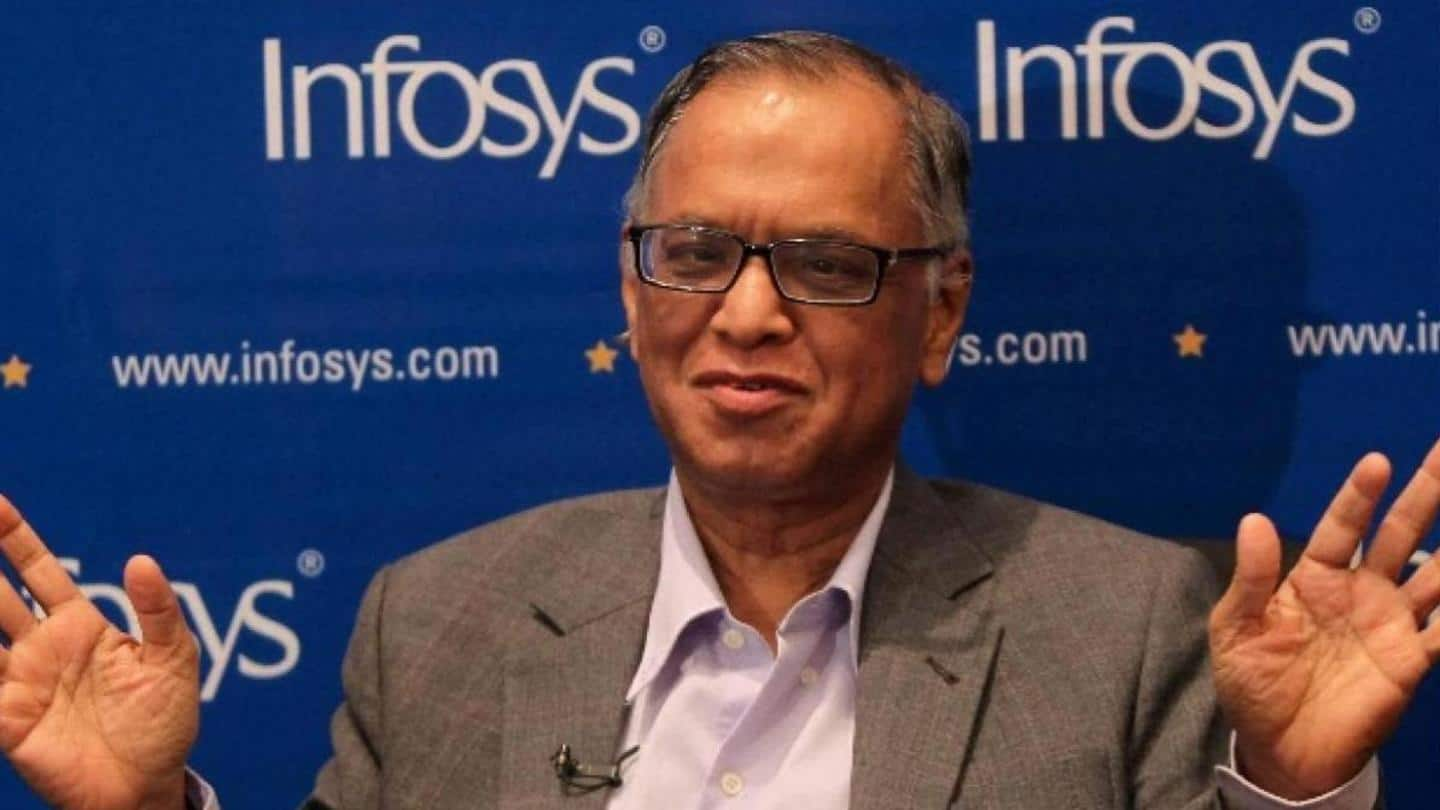 COVID-19 vaccine should be free, says Infosys co-founder Narayana Murthy