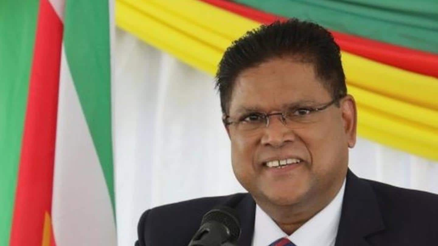 Suriname's Indian-origin President to be Republic Day chief guest: Report