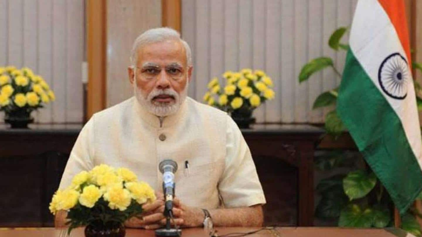 #MannkiBaat: Farm laws gave farmers new rights, opportunities, says Modi