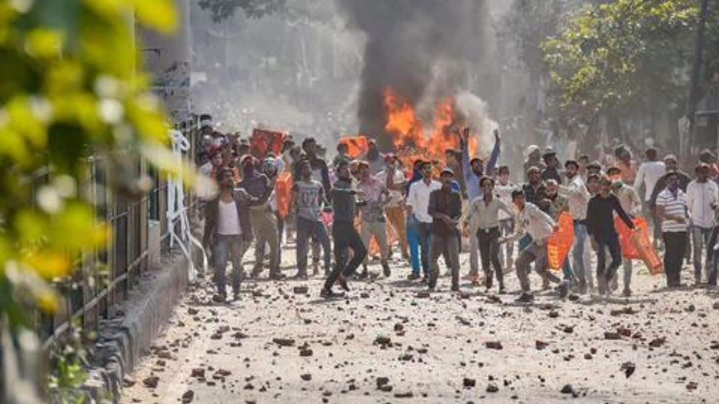 India deems US panel's statement on Delhi violence 'factually incorrect'