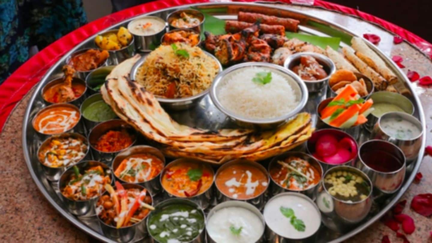 This Delhi restaurant now offers a Kashmir-themed 'Article 370 Thali'