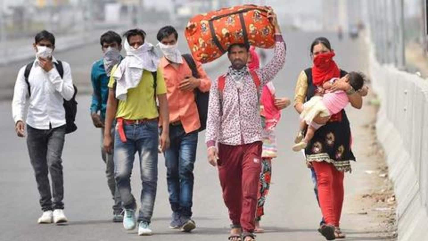 Movement of stranded migrant workers, students allowed under these conditions