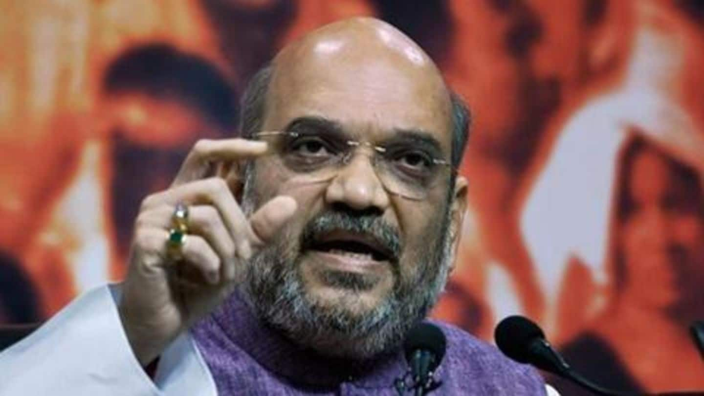 Separatists must fear NSG: Amit Shah in West Bengal