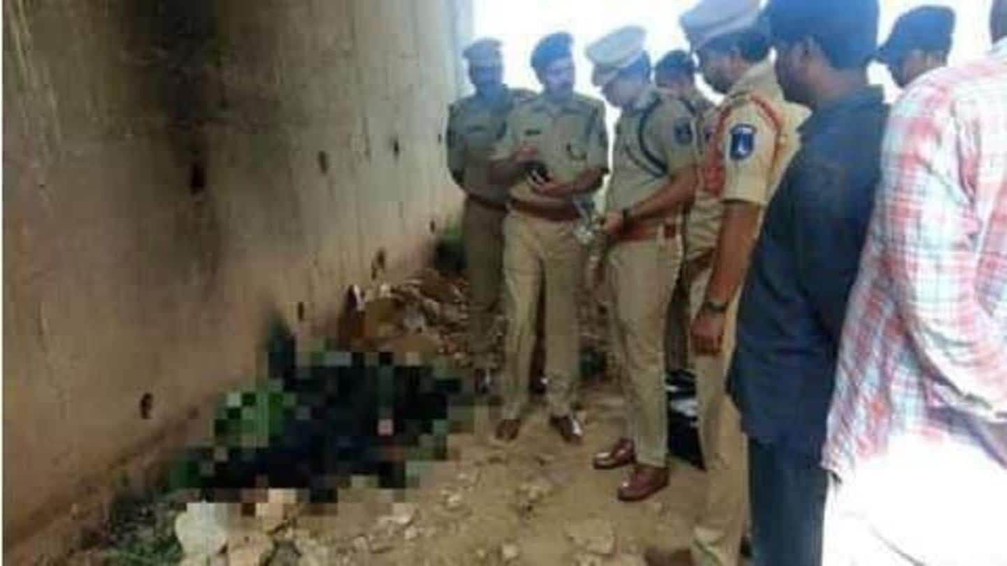 All 4 accused in Hyderabad vet's rape-murder killed in encounter