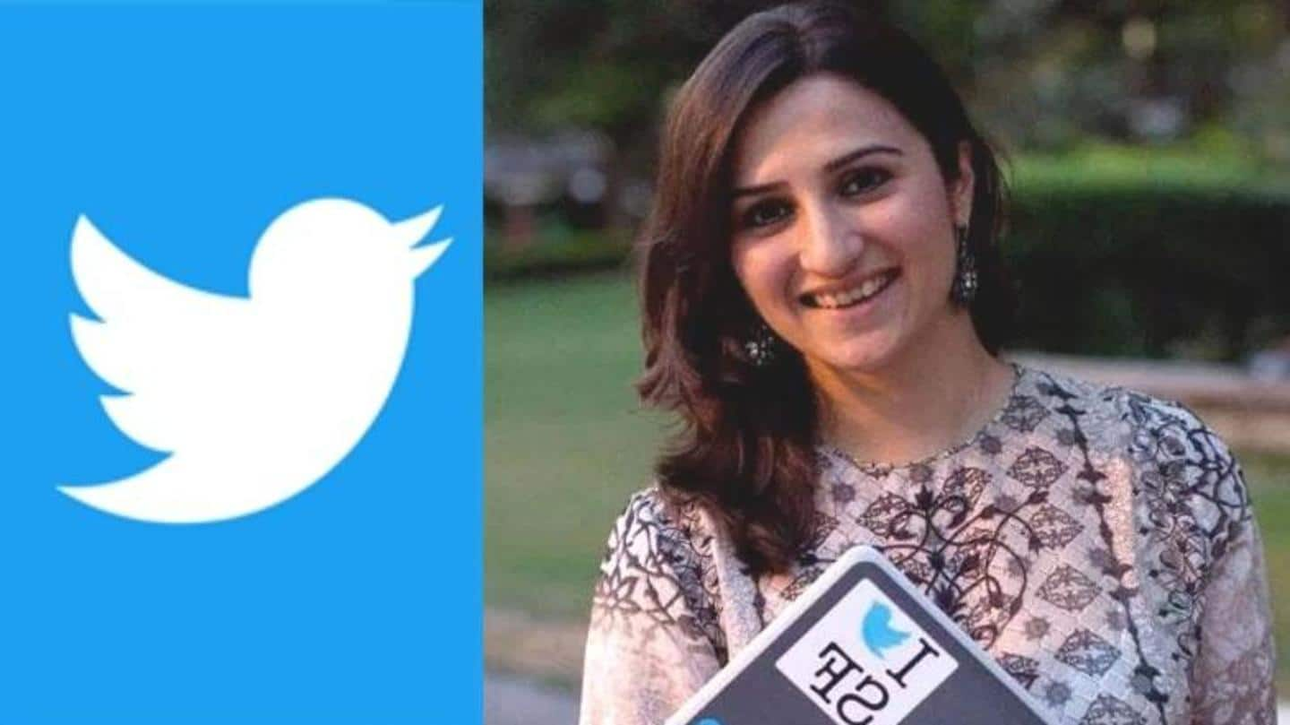 Twitter India Public Policy Director Mahima Kaul resigns