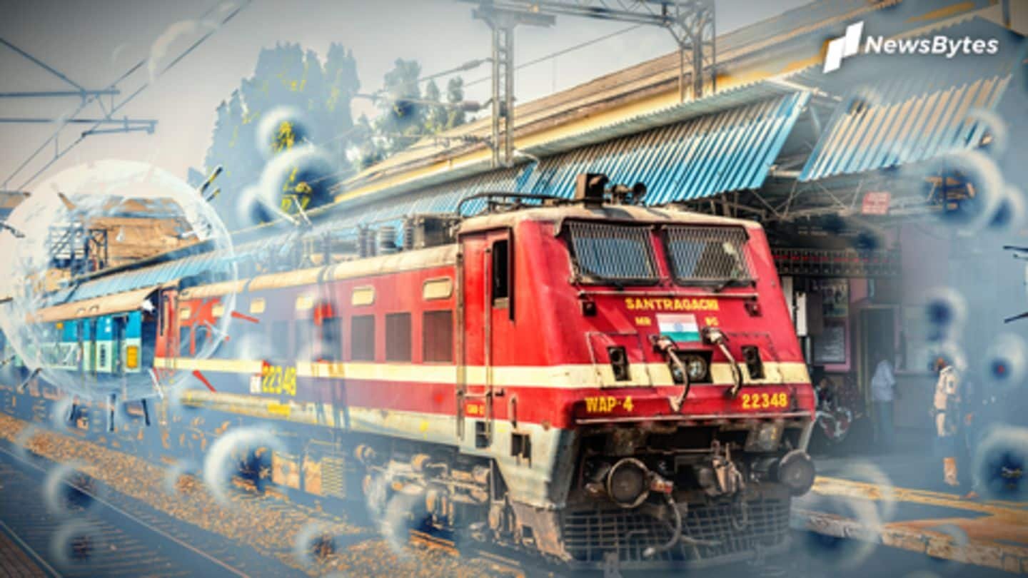 Home Ministry allows 'Shramik Special' trains to ferry migrant workers
