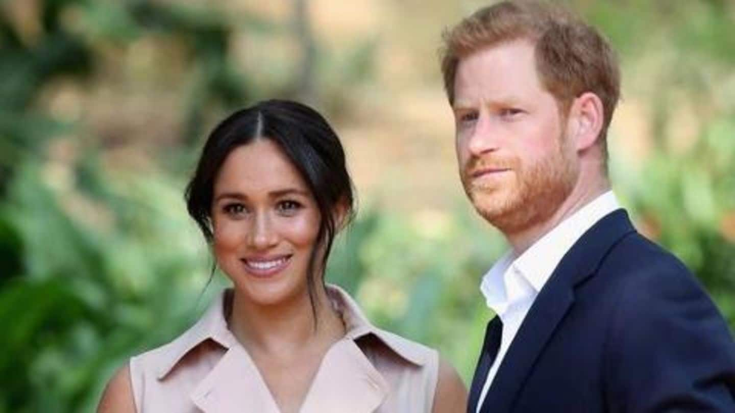 Prince Harry, Meghan give up royal titles; what happens now?