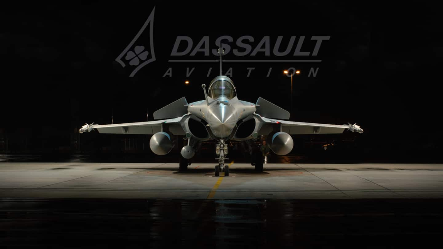 Dassault paid 1M euros to 'middleman' in Rafale deal: Report