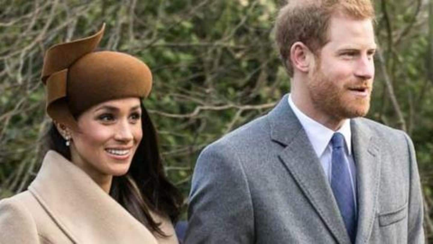 Prince Harry, Meghan to be punished after Royal Family exit?
