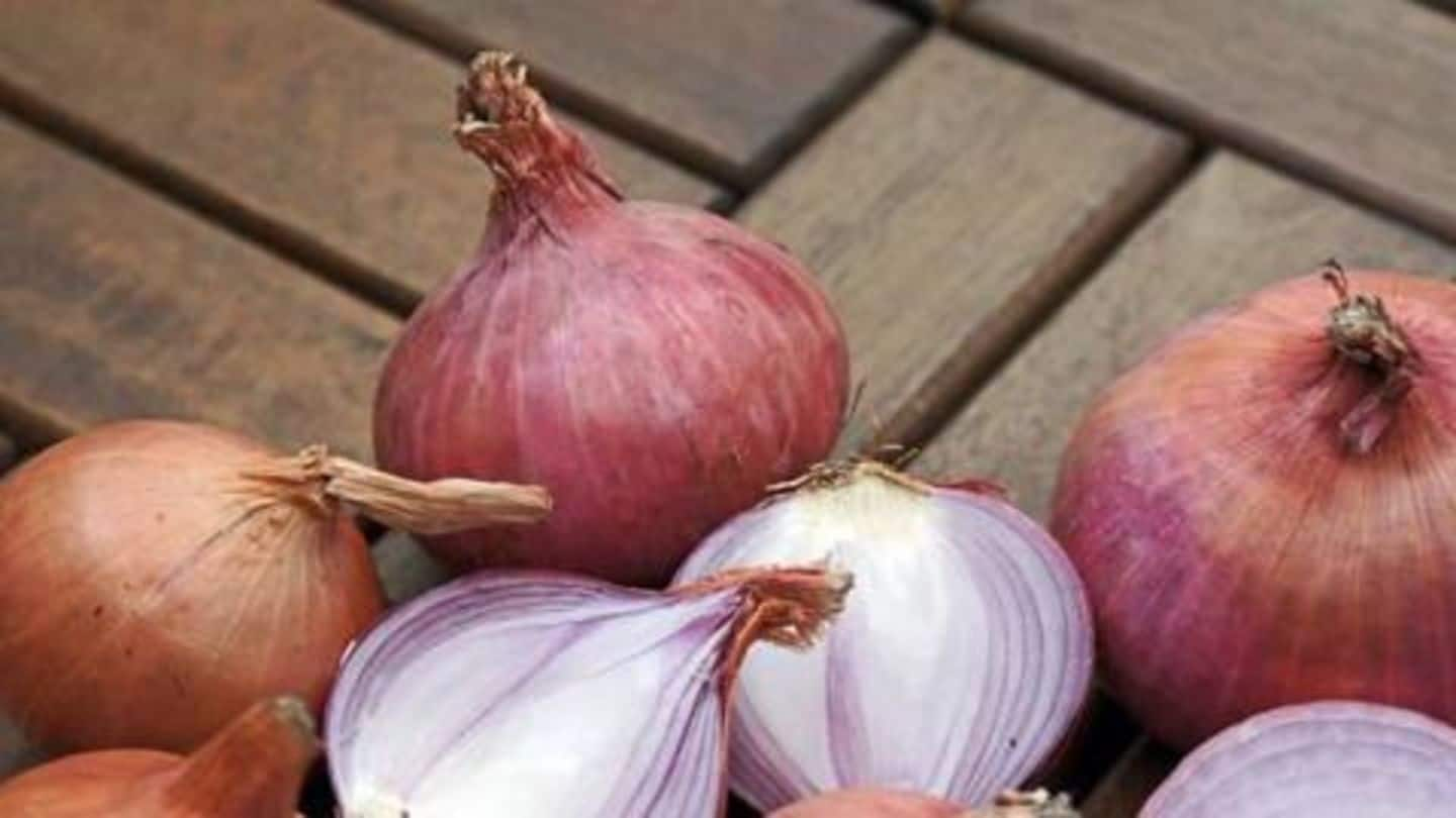 Government bans onion export with immediate effect as prices soar
