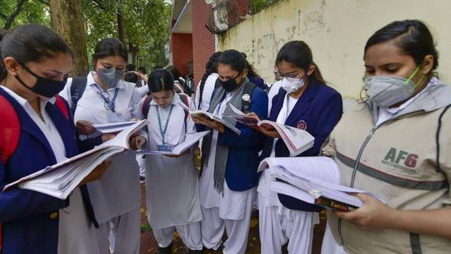 CBSE Board exams will not be held in February 2021