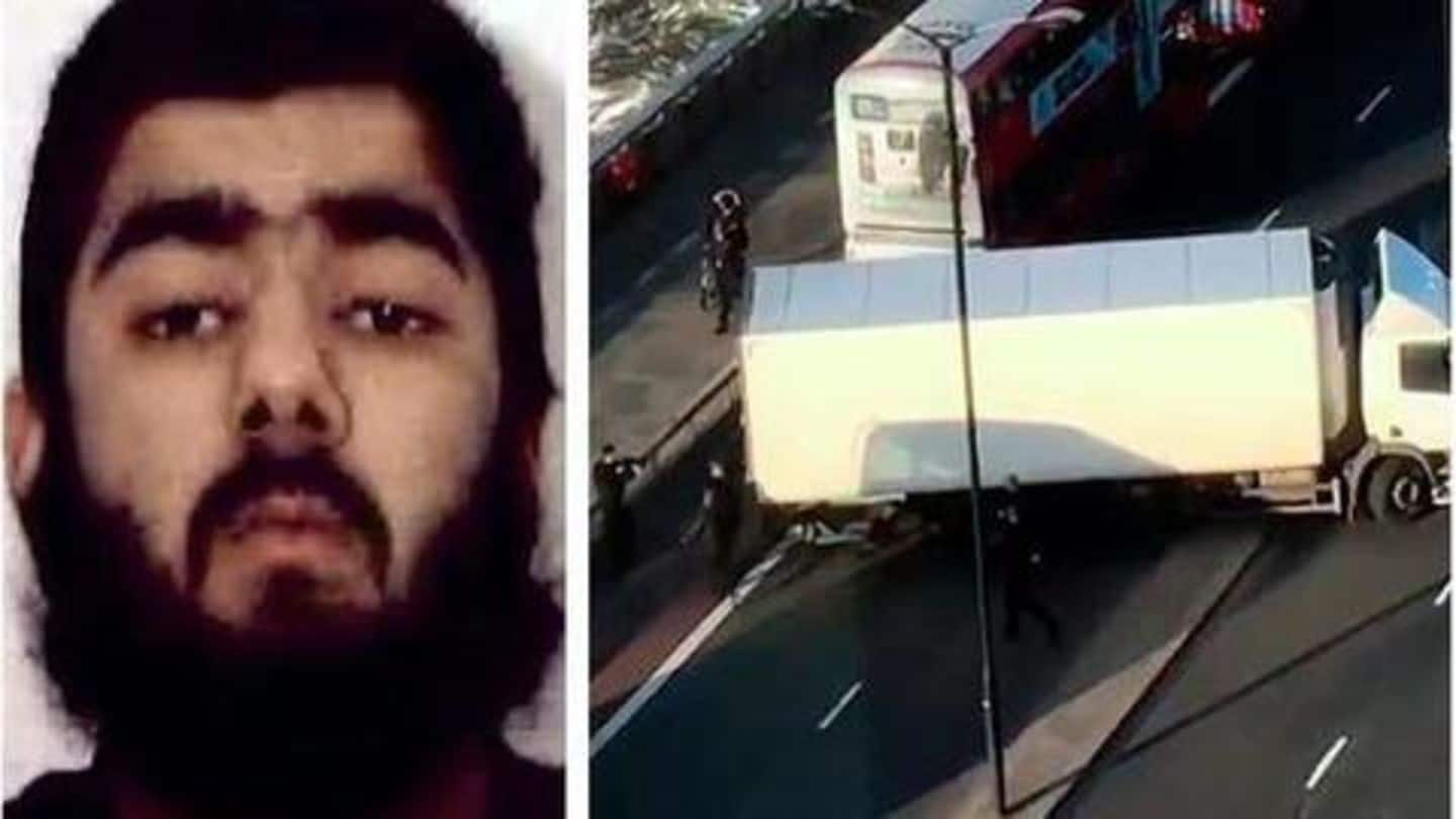 London Bridge attacker was a convicted terrorist released from jail