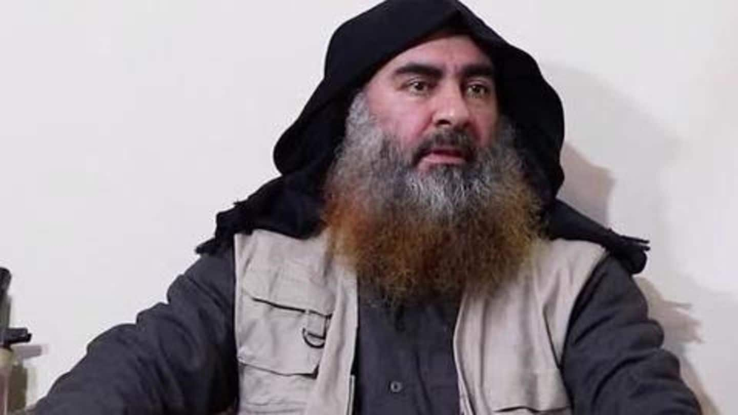 ISISchief Baghdadi buried at sea, afforded religious rites