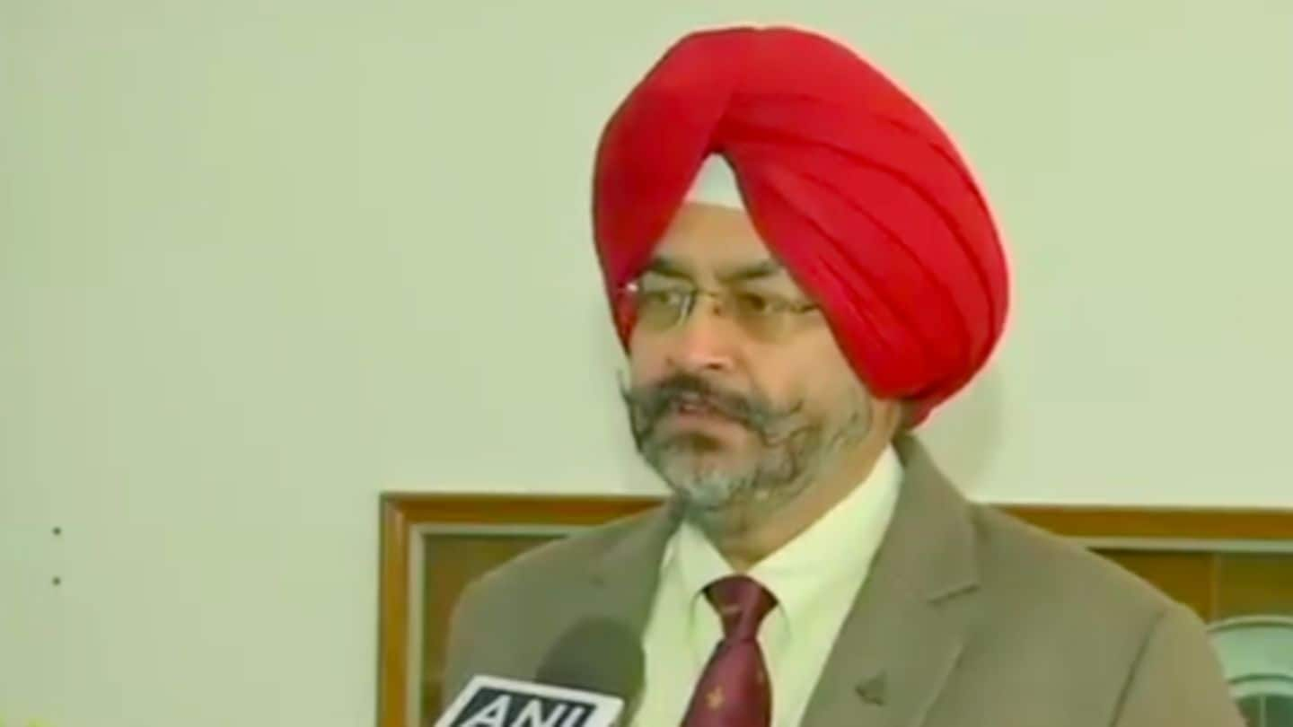 After 26/11, government rejected IAF's proposal to strike Pakistan: Dhanoa