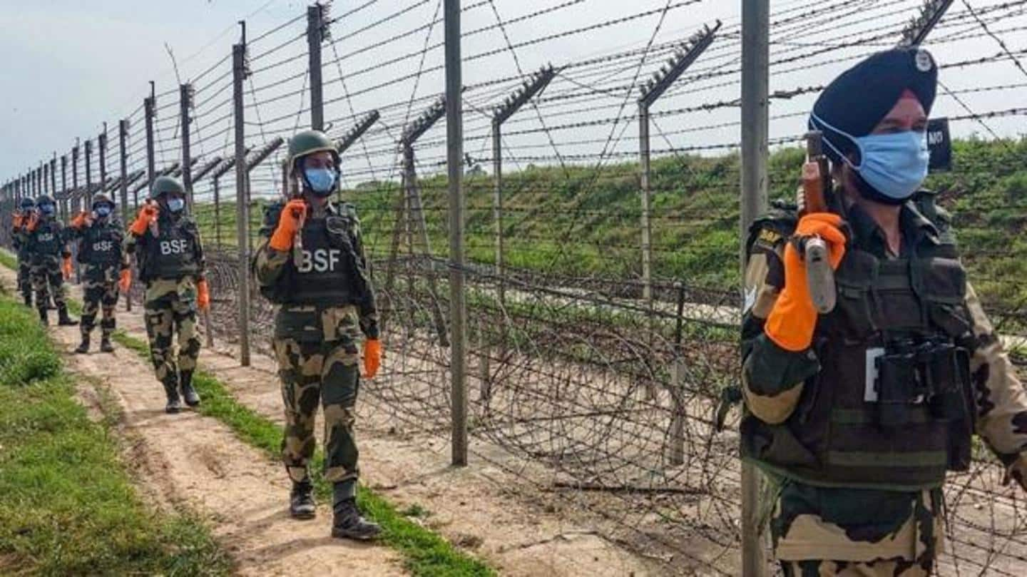 Tech upgrade for BSF; force to get new anti-drone systems