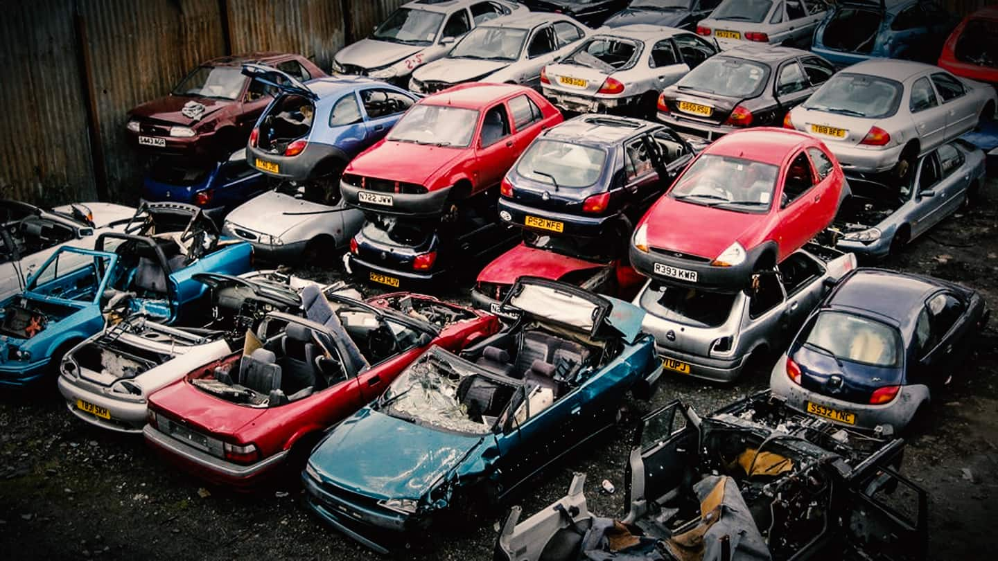 Budget 2021: What is the voluntary vehicle scrappage policy?