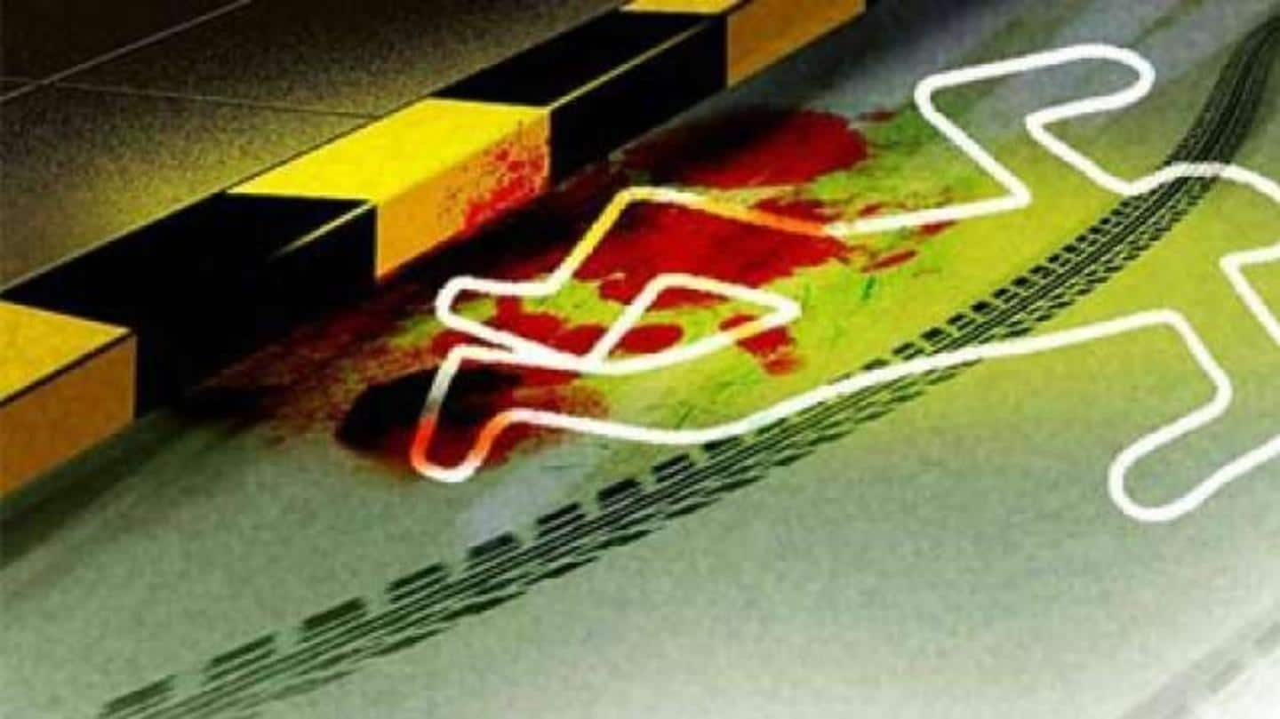 Delhi woman falls off scooter; crushed to death by truck