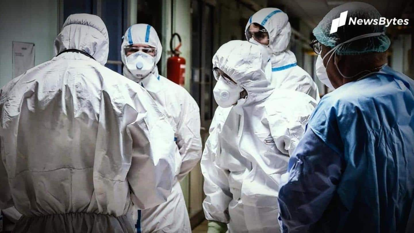 'Disease X': Scientist who discovered Ebola warns about deadlier pandemics