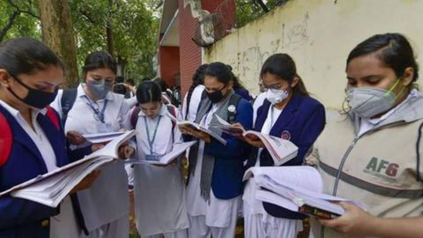 Students can appear for CBSE board exams in home districts