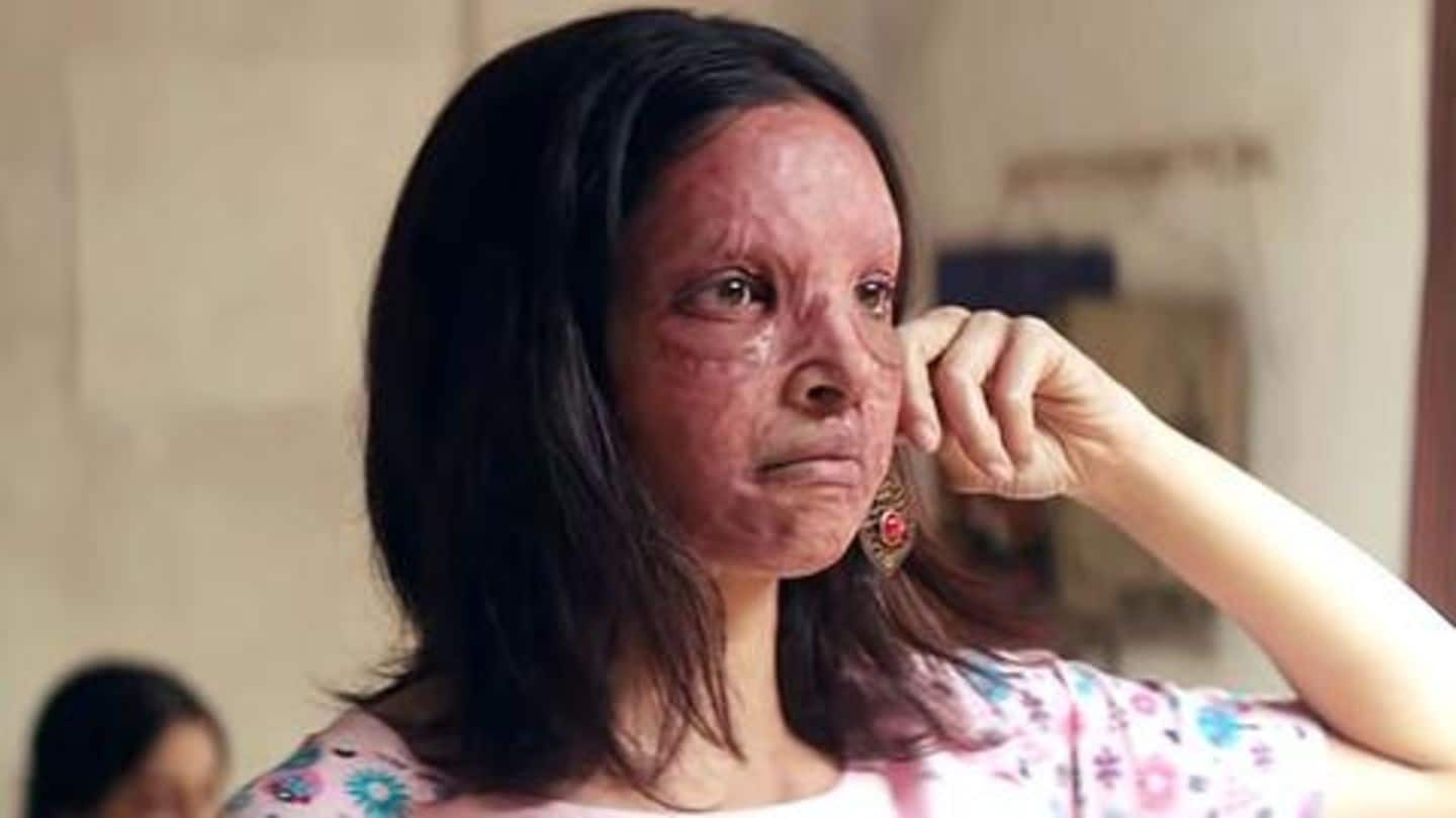 'Chhapaak': Religion of acid attacker changed from Muslim to Hindu?