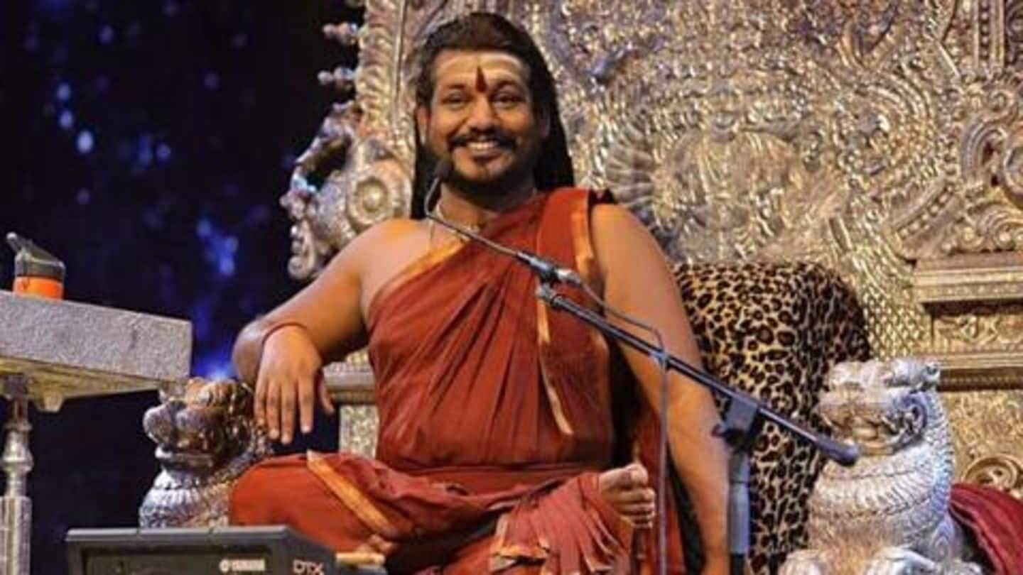 Police says Nithyananda fled country; government has no formal information
