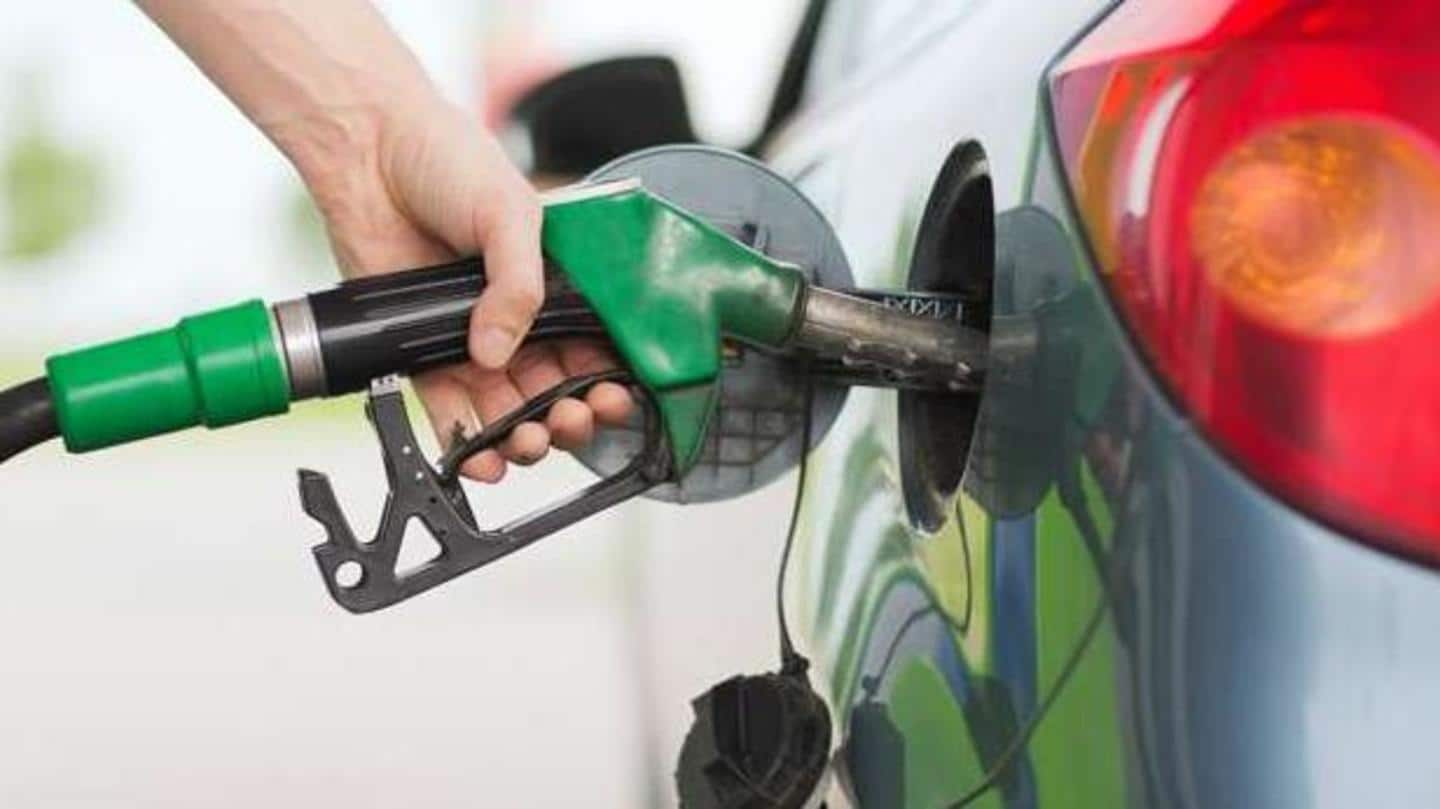 Why are petrol and diesel prices rising in India?