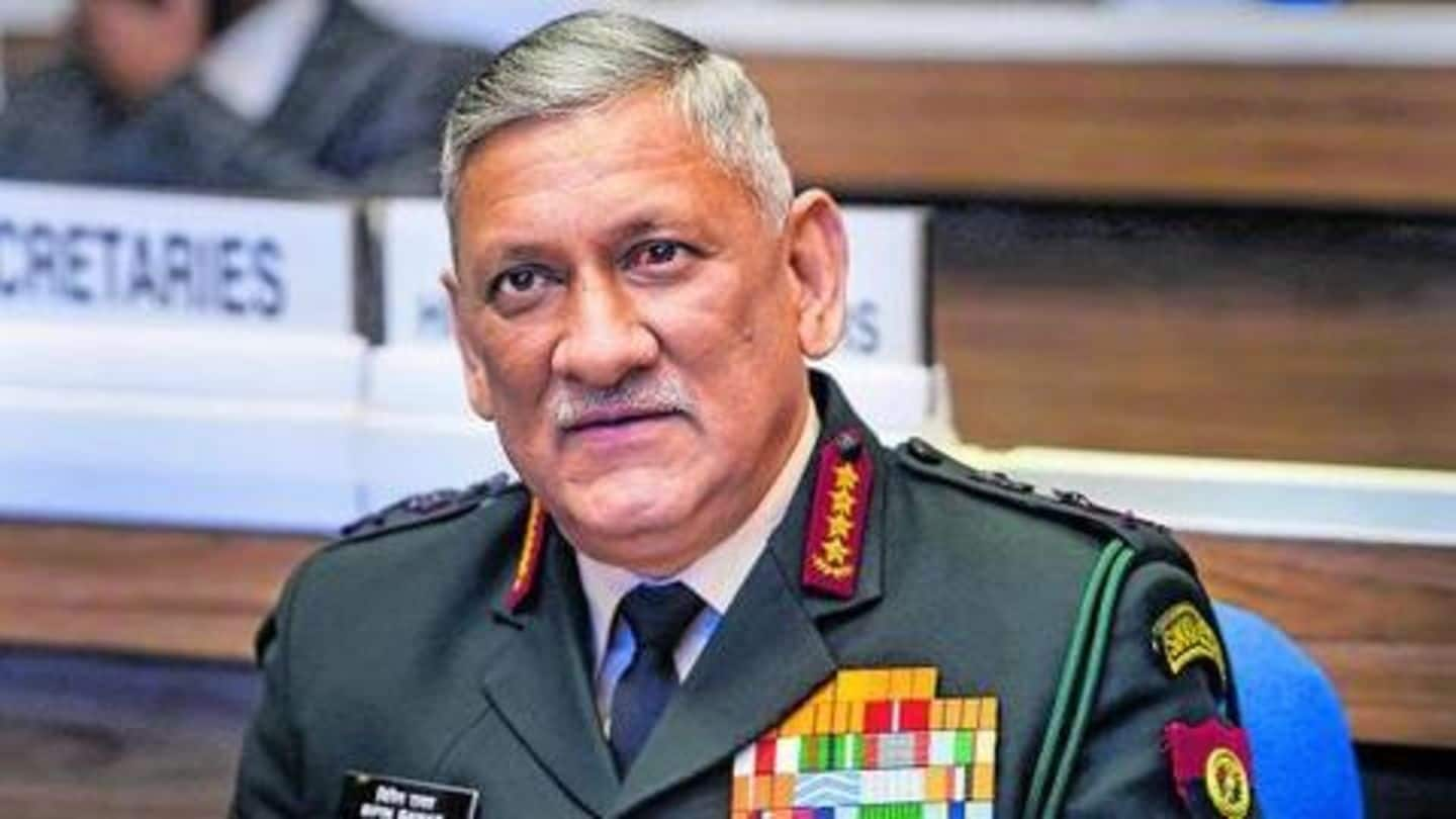 What are the responsibilities of India's Chief of Defence Staff?
