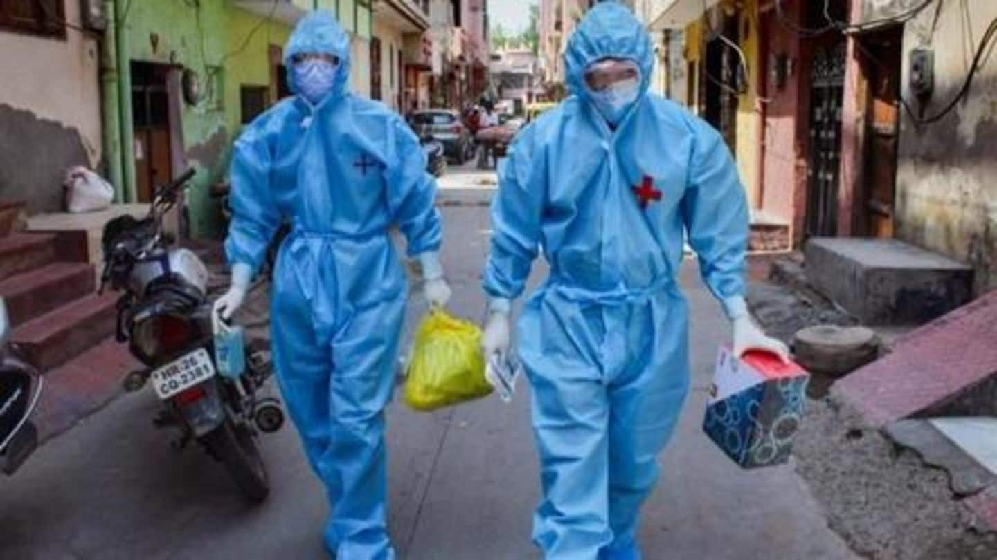 Coronavirus: India surpasses France and Germany; becomes 7th worst-hit country