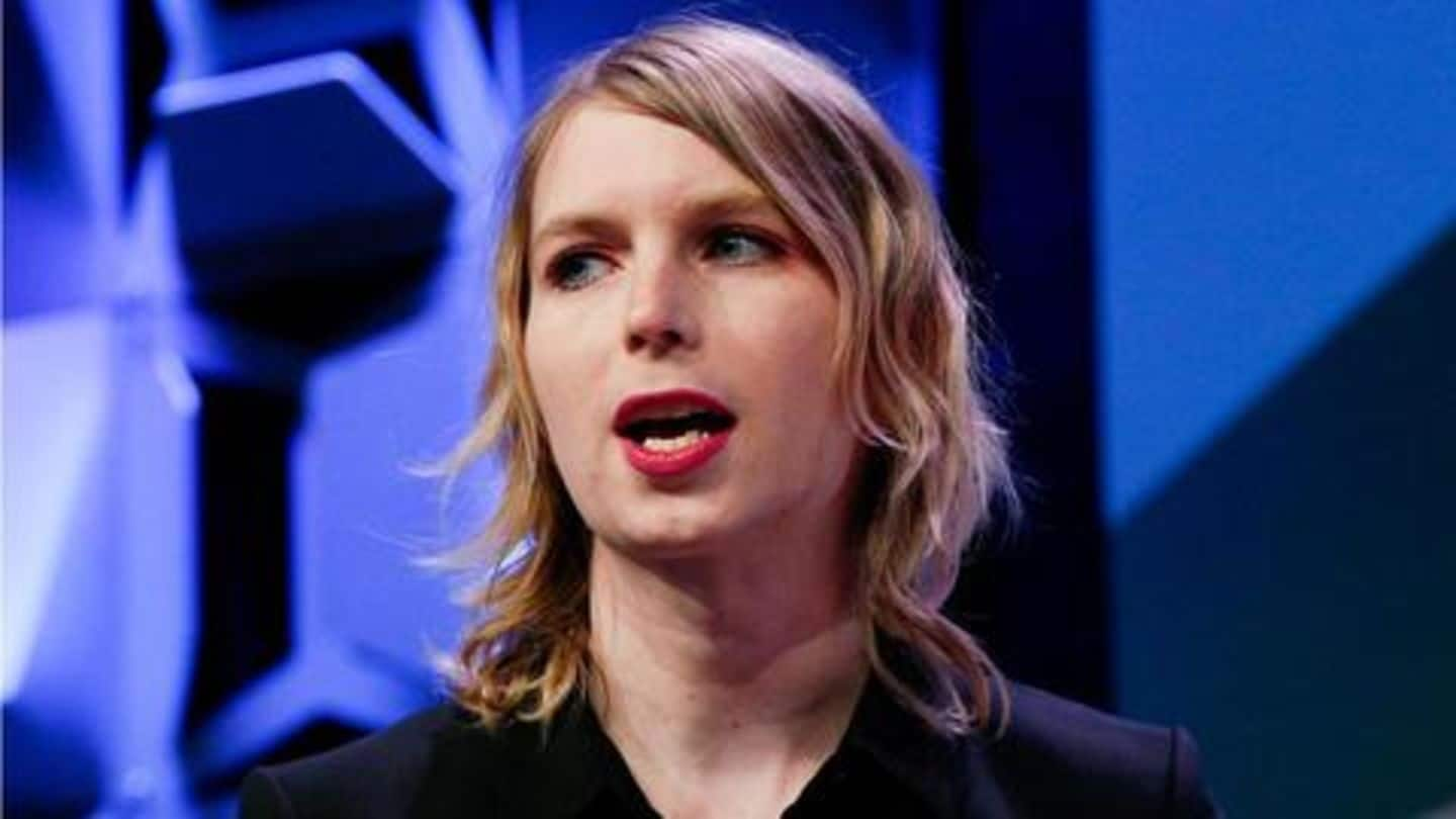 WikiLeaks source Chelsea Manning ordered free from prison; fined $256,000
