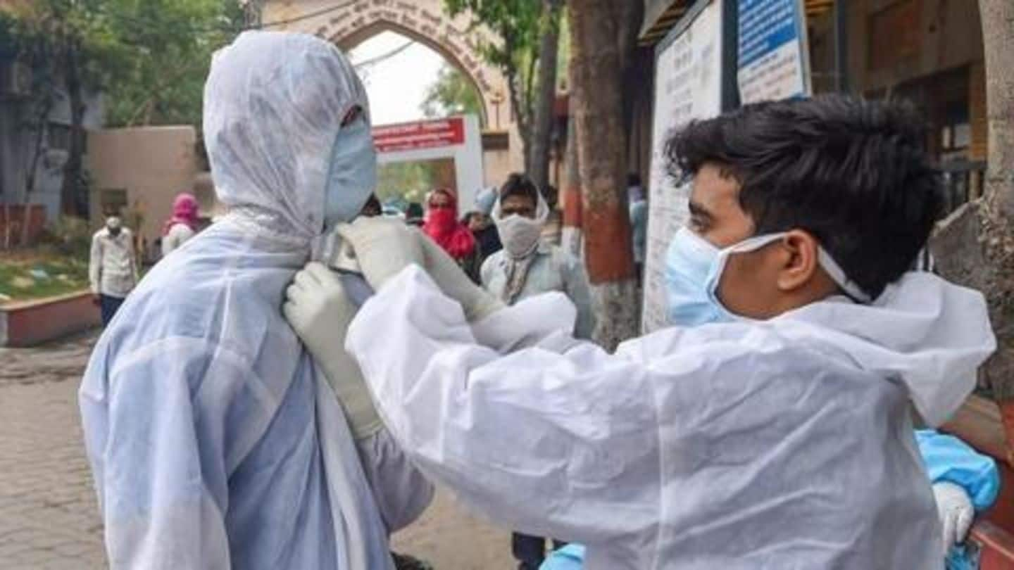 Coronavirus: India's tally crosses 1.81 lakh; biggest spike in infections
