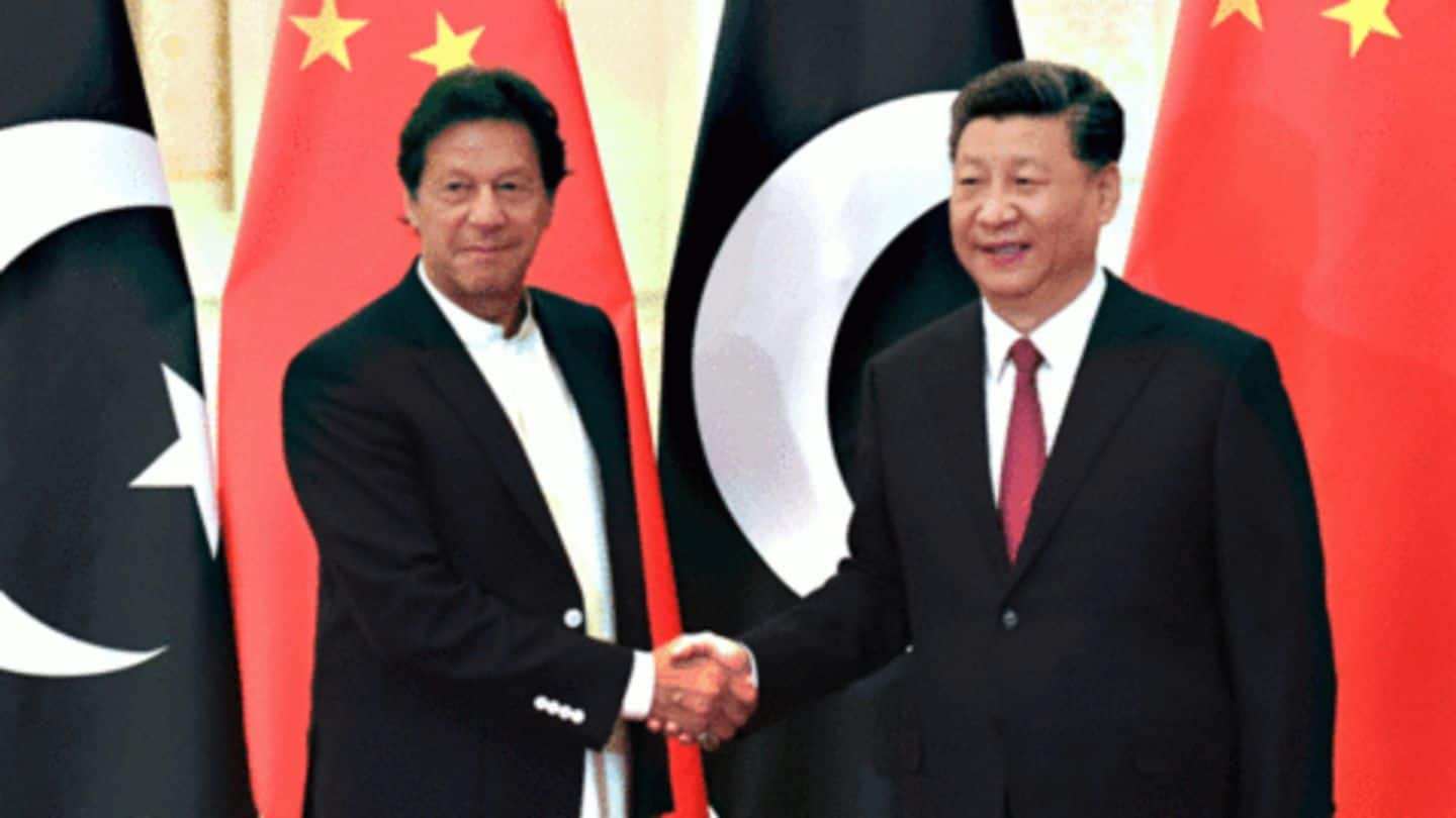 Amid Indo-Pak tensions, China to invest $1bn in Pakistan
