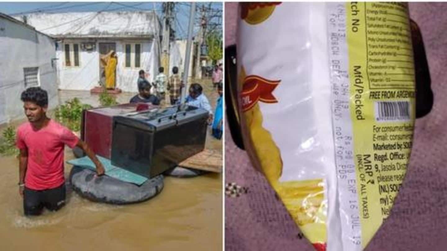After AP floods, government distributes expired oil packets as 'relief'