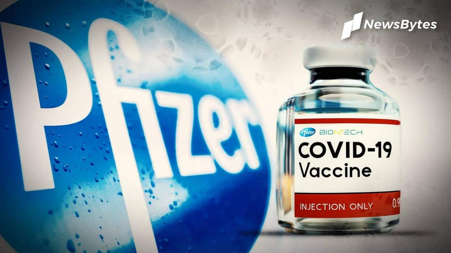 UK approves Pfizer-BioNTech's COVID-19 vaccine; first doses expected next week