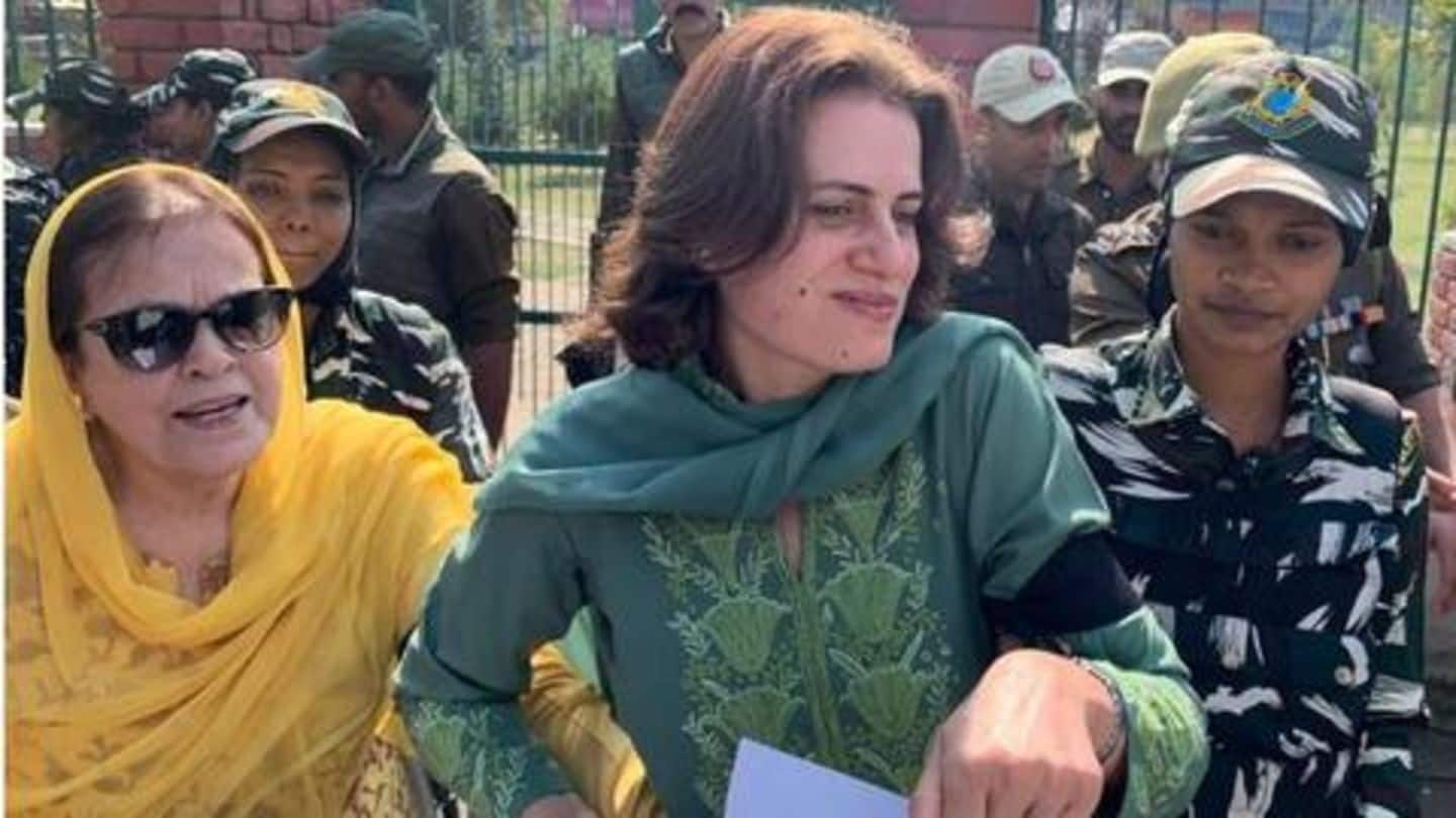 Farooq Abdullah's sister, daughter detained during Srinagar protests