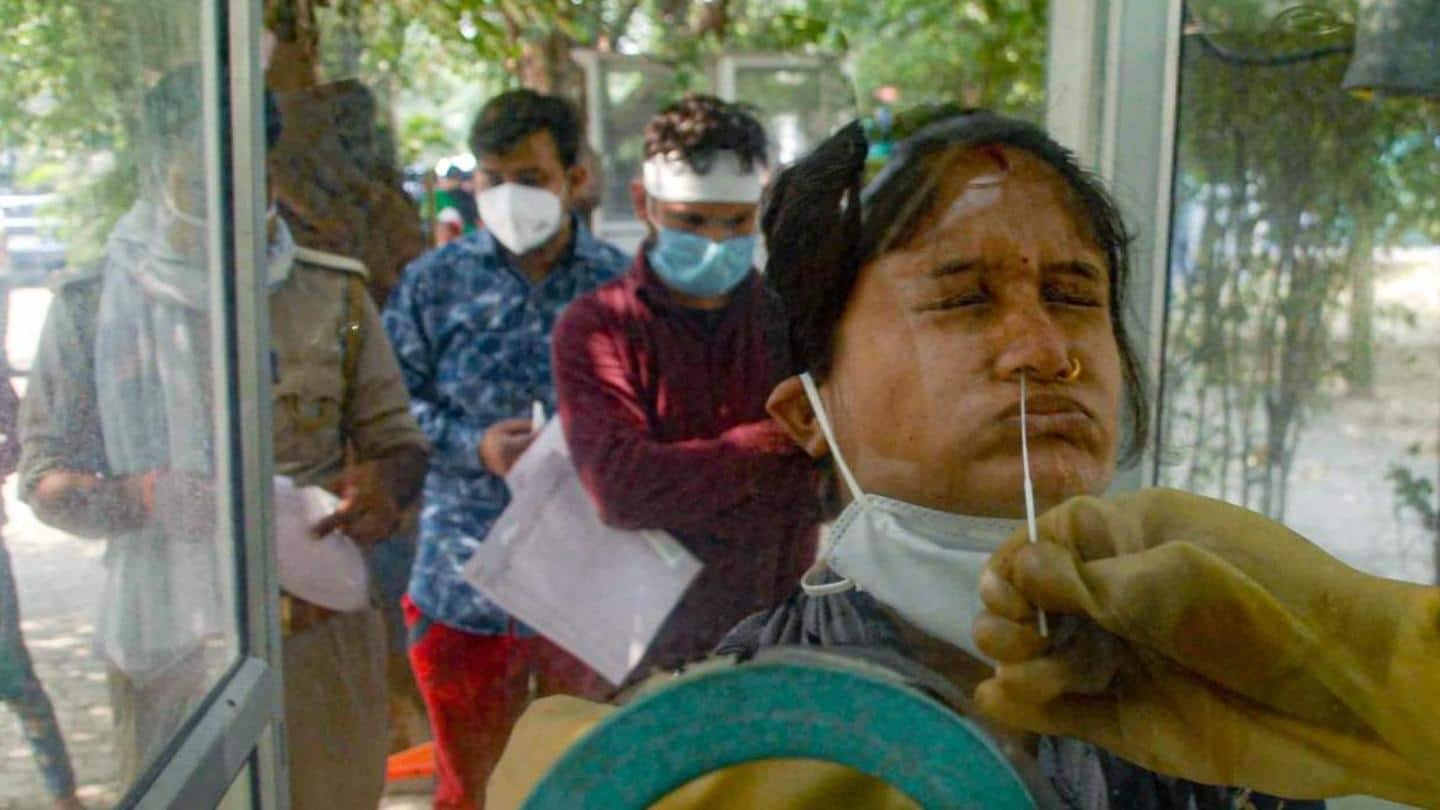 Coronavirus: India's tally crosses 58L with nearly 86k new cases