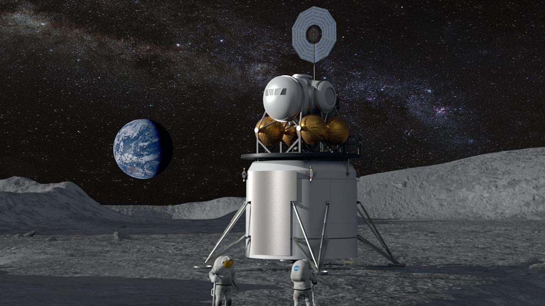 NASA Names Artemis Team