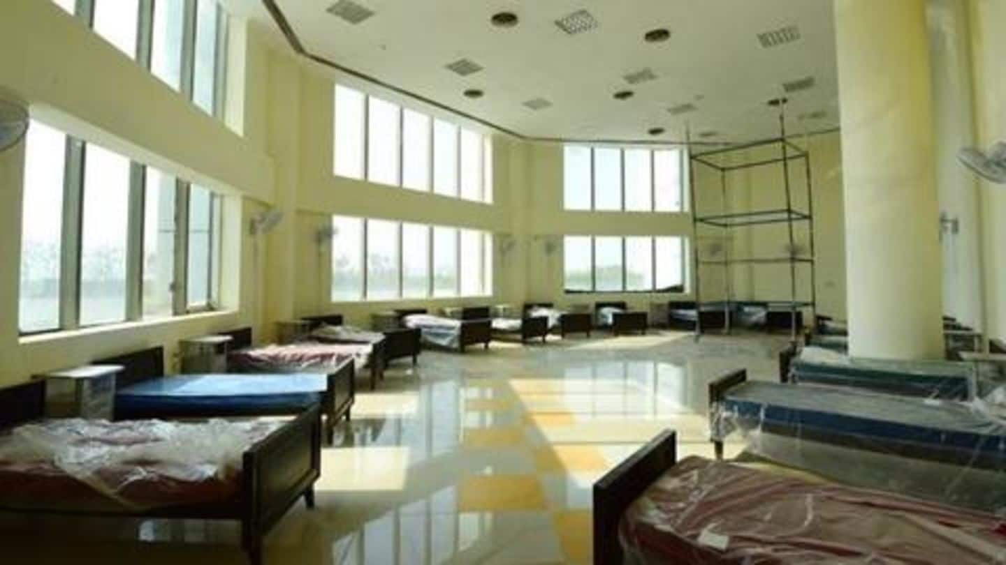 How Telangana put together a 1,500-bed hospital in 20 days