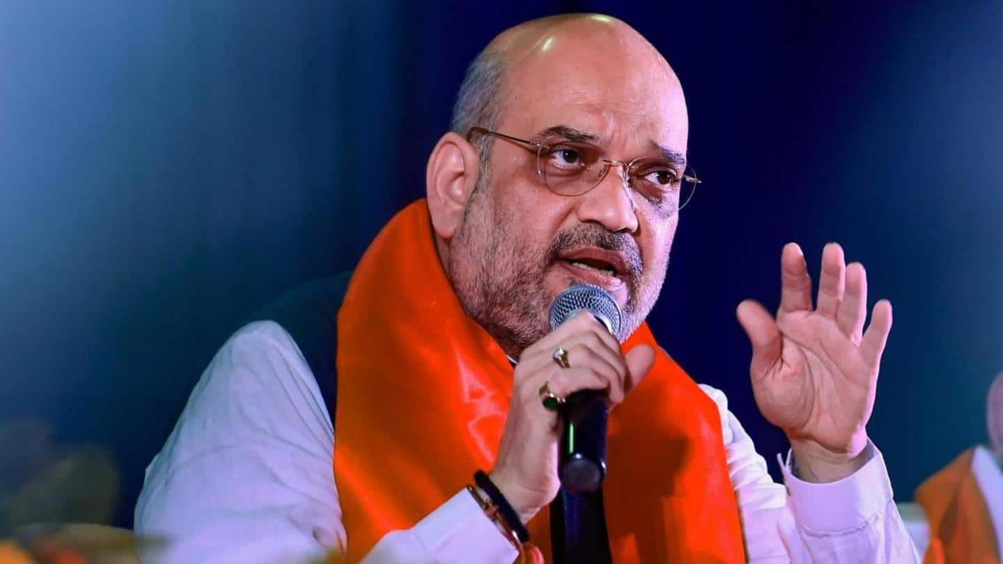 India-China row: Amit Shah says Army 'always ready for war'